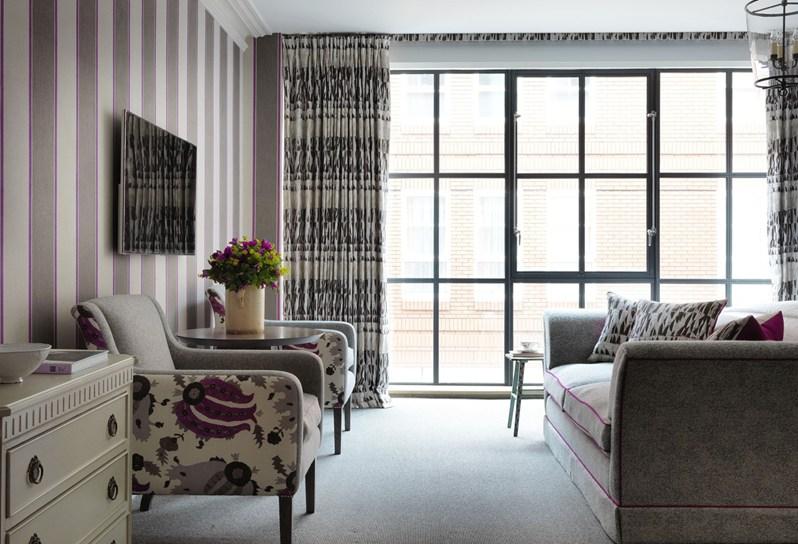 adelaparvu.com despre interioare in stil british colorat amenajate, Ham Yard Hotel, design interior Kit Kemp (39)