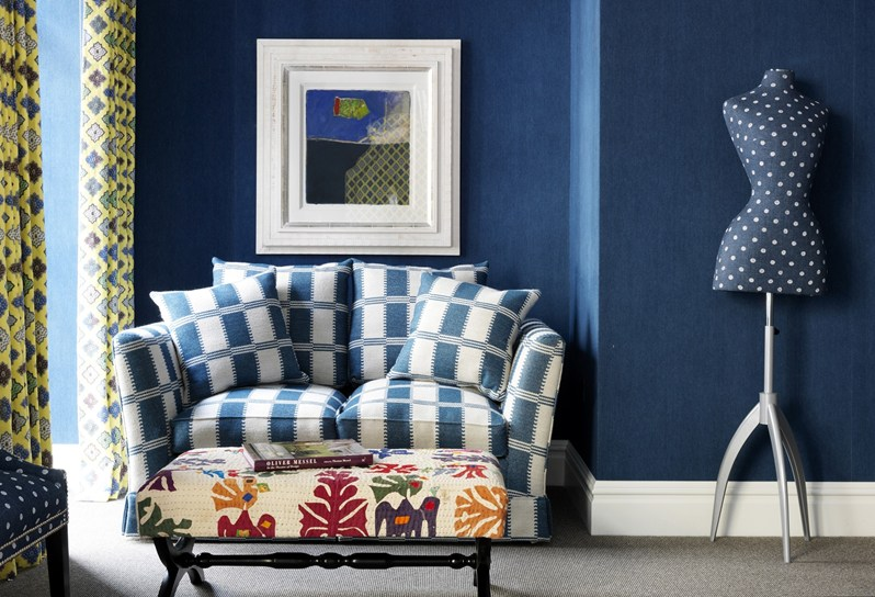 adelaparvu.com despre interioare in stil british colorat amenajate, Ham Yard Hotel, design interior Kit Kemp (44)