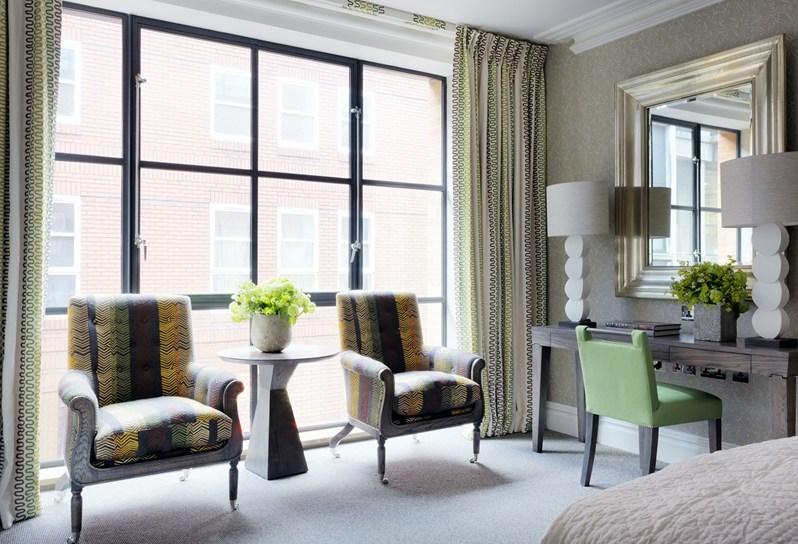 adelaparvu.com despre interioare in stil british colorat amenajate, Ham Yard Hotel, design interior Kit Kemp (46)