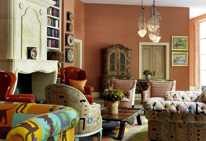 adelaparvu.com despre interioare in stil british colorat amenajate, Ham Yard Hotel, design interior Kit Kemp (56)