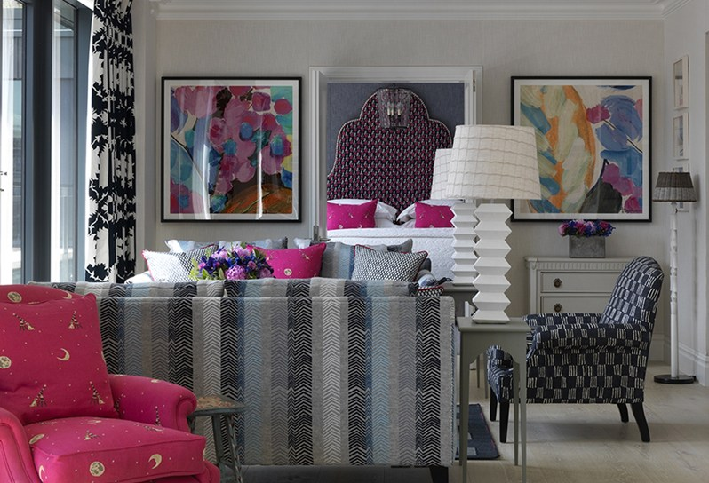 adelaparvu.com despre interioare in stil british colorat amenajate, Ham Yard Hotel, design interior Kit Kemp (58)