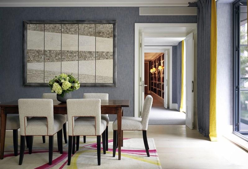 adelaparvu.com despre interioare in stil british colorat amenajate, Ham Yard Hotel, design interior Kit Kemp (6)