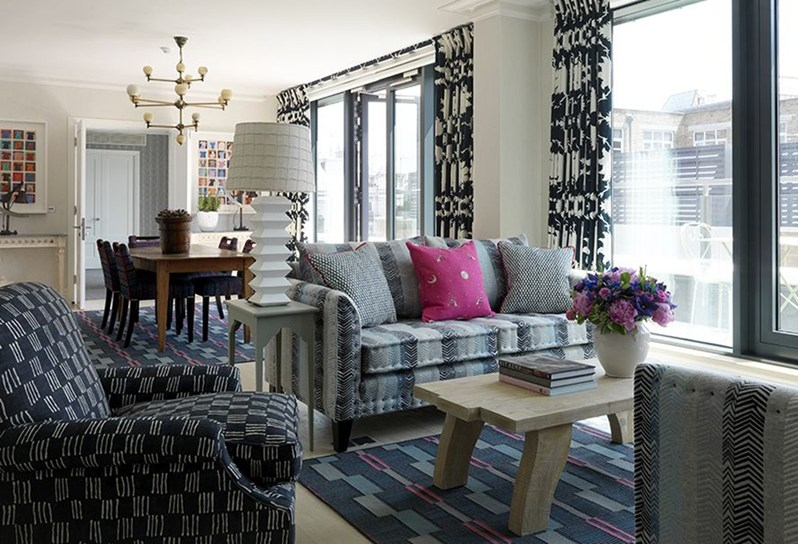 adelaparvu.com despre interioare in stil british colorat amenajate, Ham Yard Hotel, design interior Kit Kemp (60)