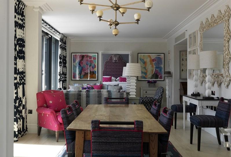 adelaparvu.com despre interioare in stil british colorat amenajate, Ham Yard Hotel, design interior Kit Kemp (61)