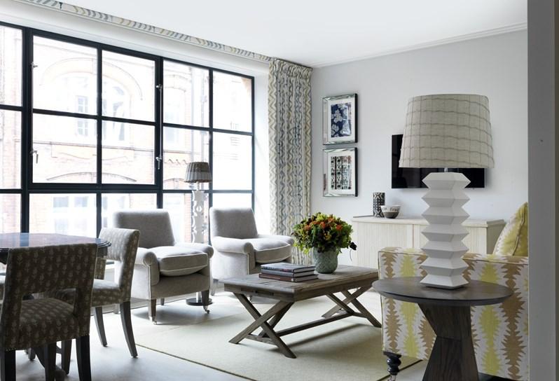 adelaparvu.com despre interioare in stil british colorat amenajate, Ham Yard Hotel, design interior Kit Kemp (9)