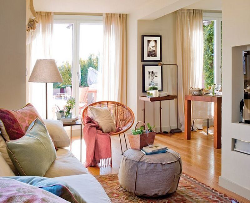 adelaparvu.com despre locuinta lunga si ingusta, designer Pilar Sanchis, Foto ElMueble (21)