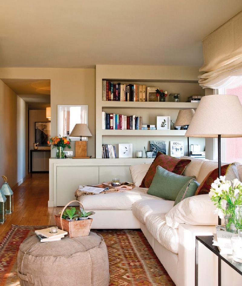 adelaparvu.com despre locuinta lunga si ingusta, designer Pilar Sanchis, Foto ElMueble (3)
