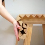 adelaparvu.com despre masa cu fata reglabila, Wooden Clothe, design Nathalie Dackelid  (9)