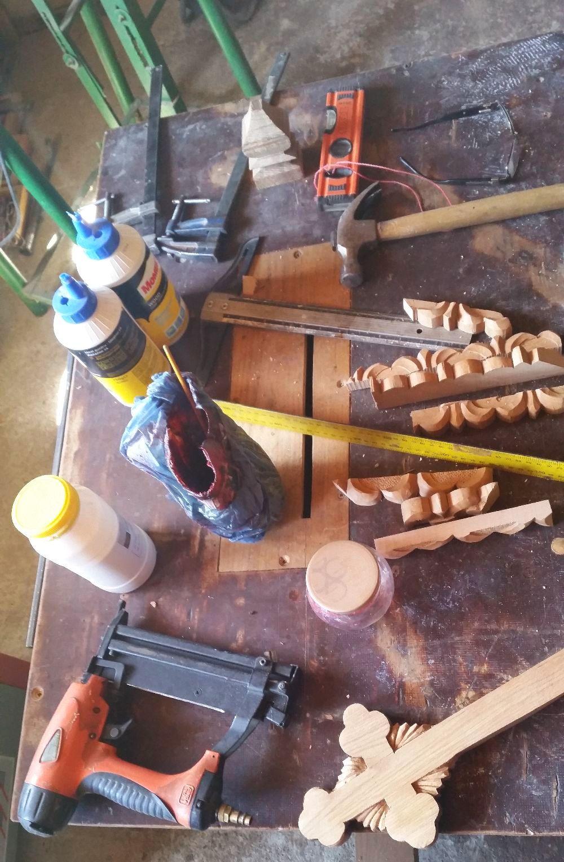adelaparvu.com despre sculptorul in lemn Ion Moise din Topoloveni (13)