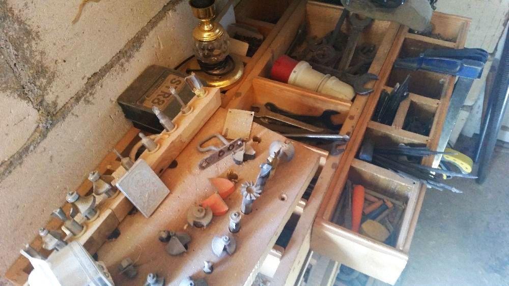 adelaparvu.com despre sculptorul in lemn Ion Moise din Topoloveni (15)