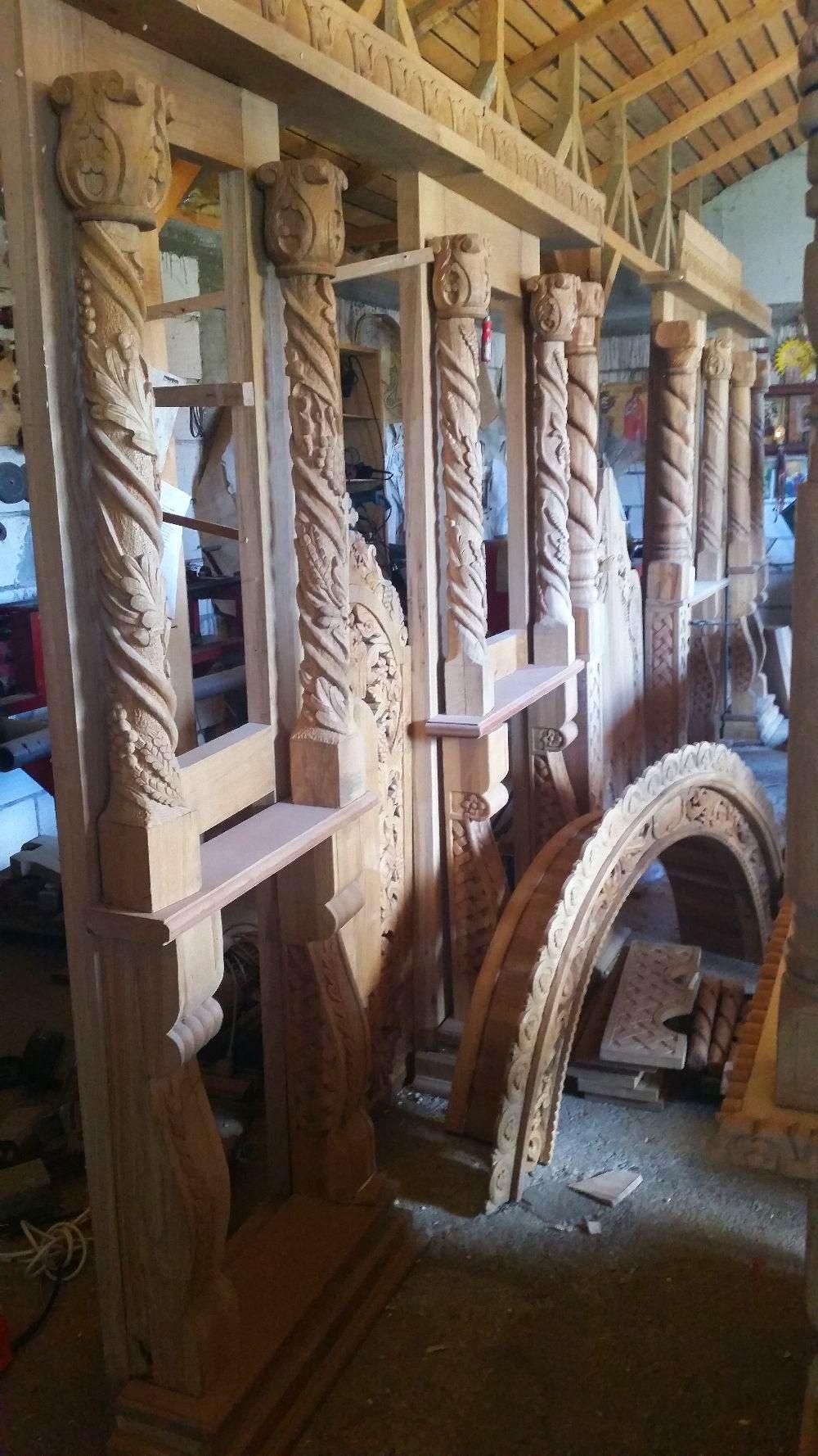 adelaparvu.com despre sculptorul in lemn Ion Moise din Topoloveni (19)