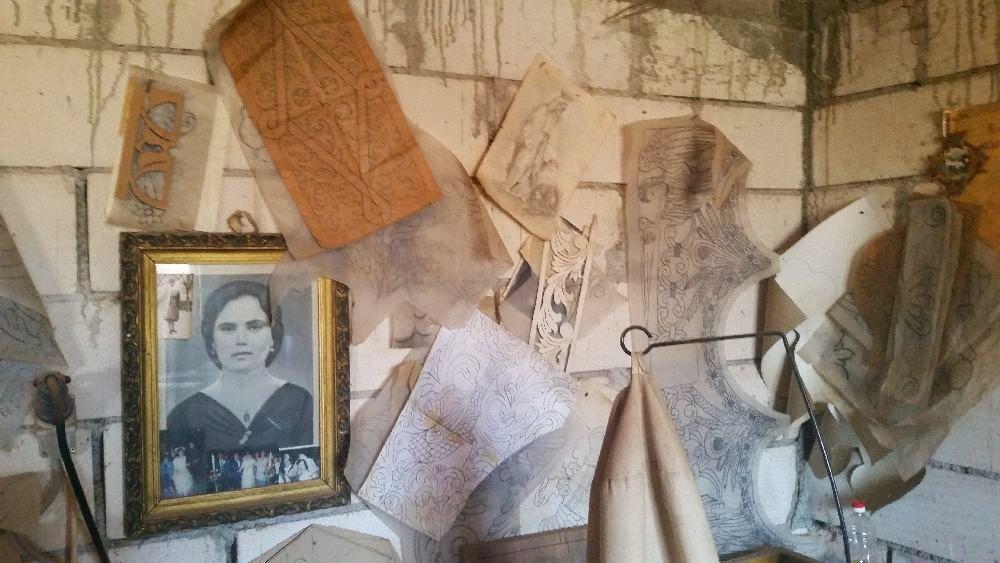 adelaparvu.com despre sculptorul in lemn Ion Moise din Topoloveni (26)