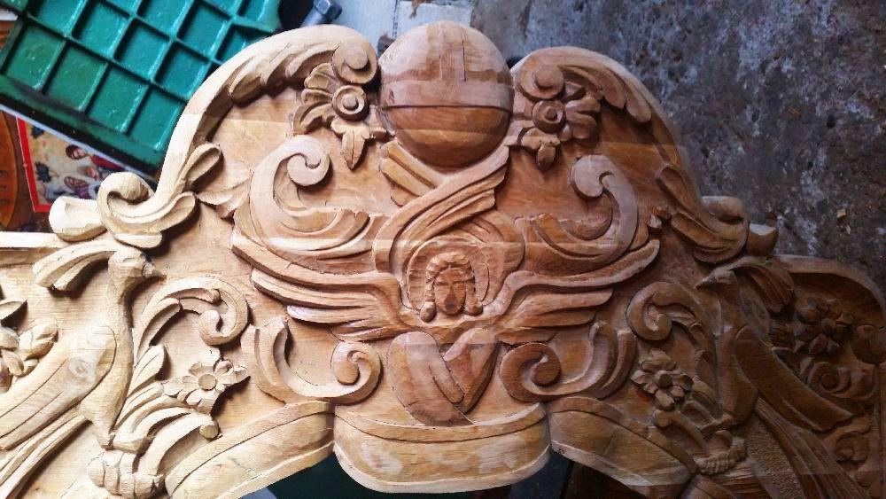 adelaparvu.com despre sculptorul in lemn Ion Moise din Topoloveni (35)