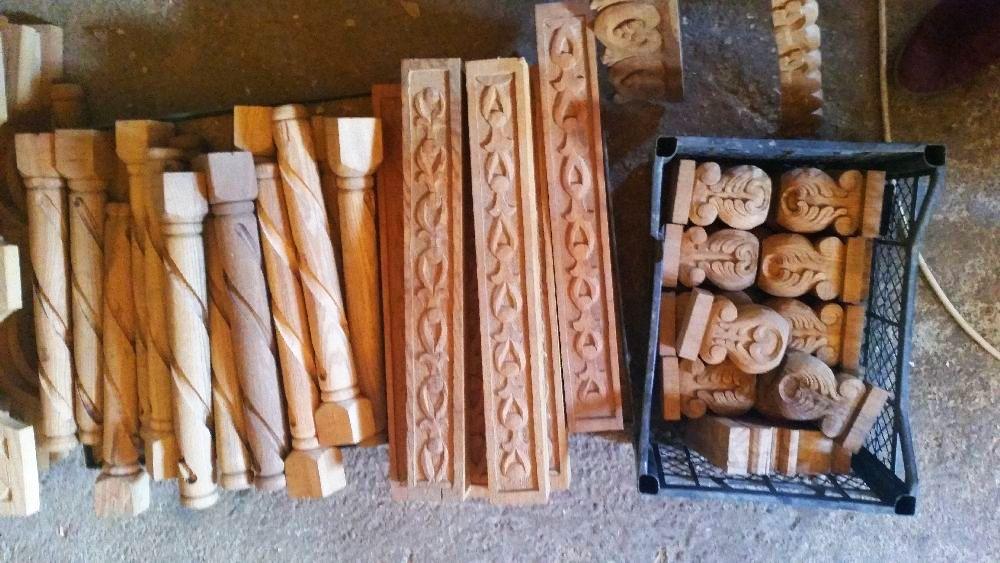 adelaparvu.com despre sculptorul in lemn Ion Moise din Topoloveni (37)