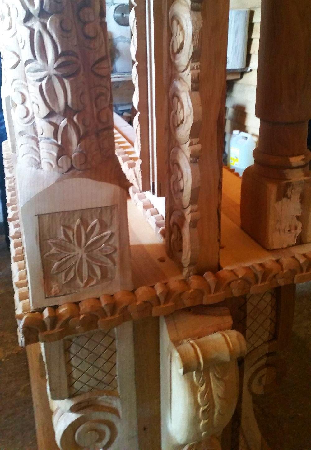 adelaparvu.com despre sculptorul in lemn Ion Moise din Topoloveni (38)