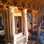 adelaparvu.com despre sculptorul in lemn Ion Moise din Topoloveni (45)