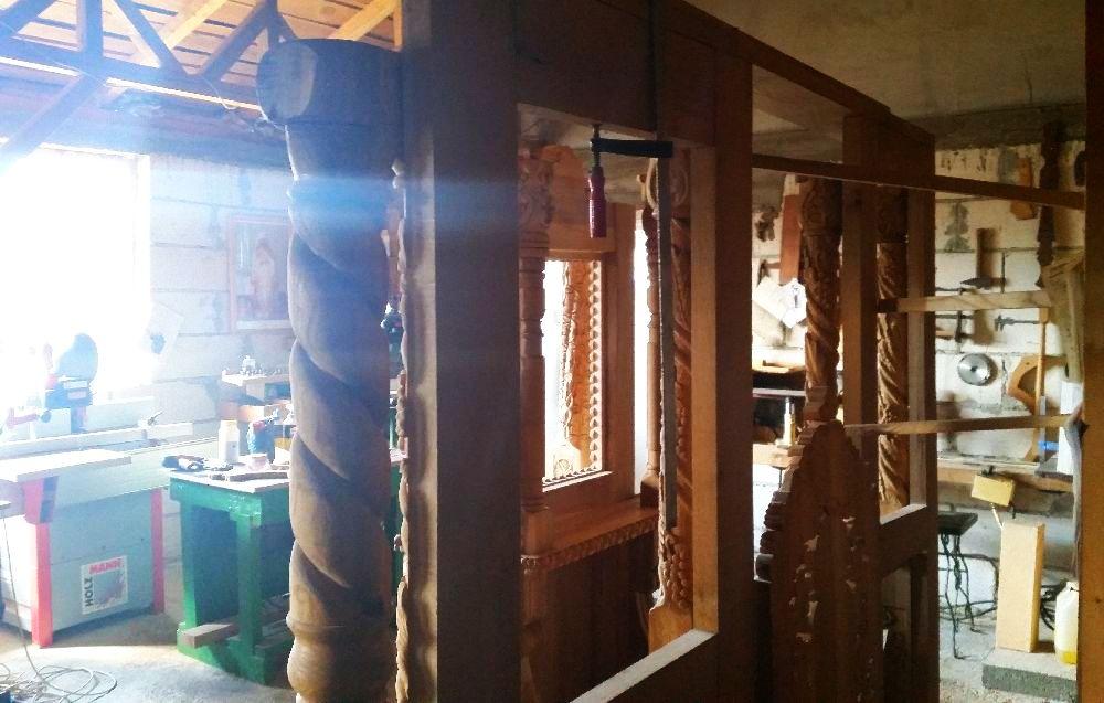 adelaparvu.com despre sculptorul in lemn Ion Moise din Topoloveni (50)