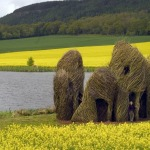 rtist Patrick Dougherty, lucrare Close Ties