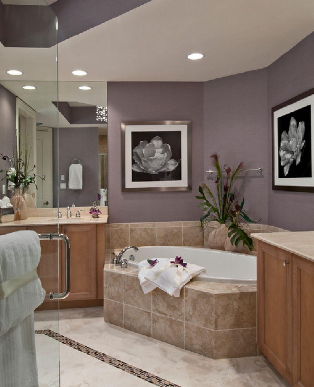 adelaparvu.com despre vopsea lavabila in bucatarie si baie, Foto Barbara Rooch Interior Environments