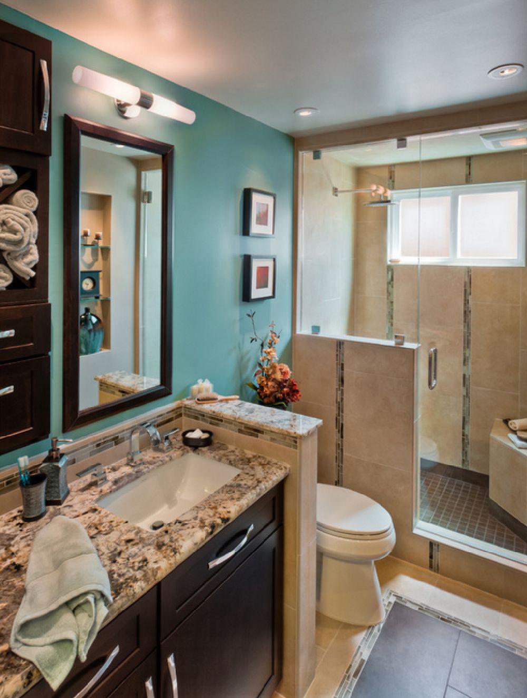 adelaparvu.com despre vopsea lavabila in bucatarie si baie, Foto H2H Design and Build