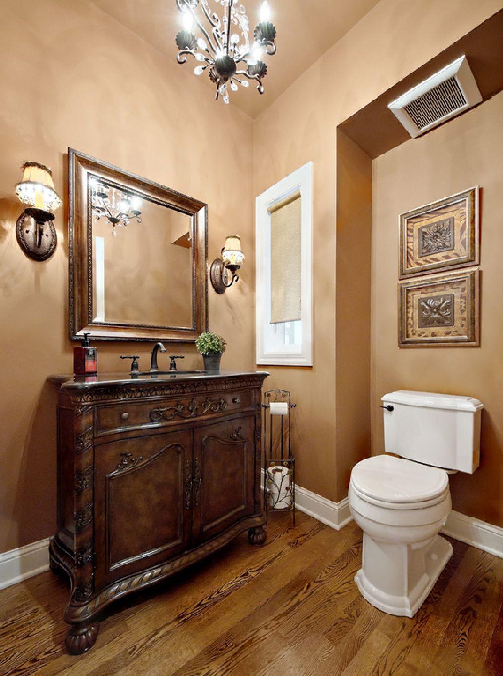 adelaparvu.com despre vopsea lavabila in bucatarie si baie, Foto Knight Construction Design