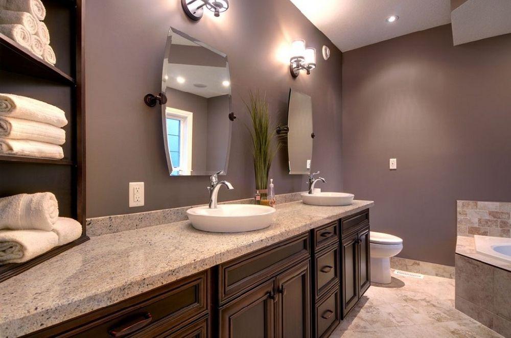 adelaparvu.com despre vopsea lavabila in bucatarie si baie, Foto Quality Construction Services