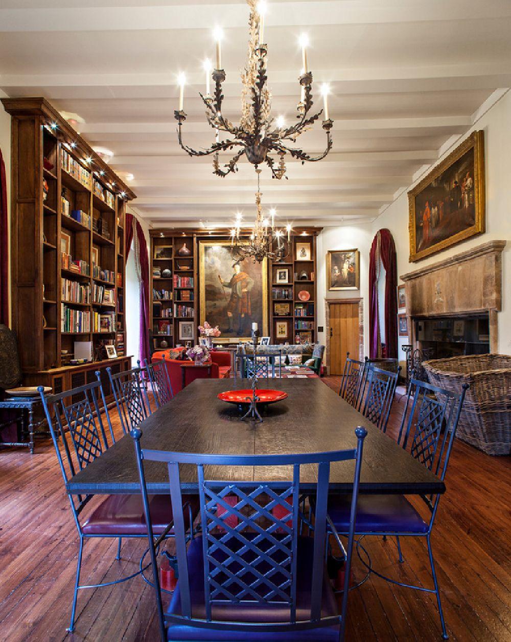 adelaparvu.com despre Dalcross Castle, Scotia, arhitectura si design Maxwell and Company, Foto Peter Lander (10)