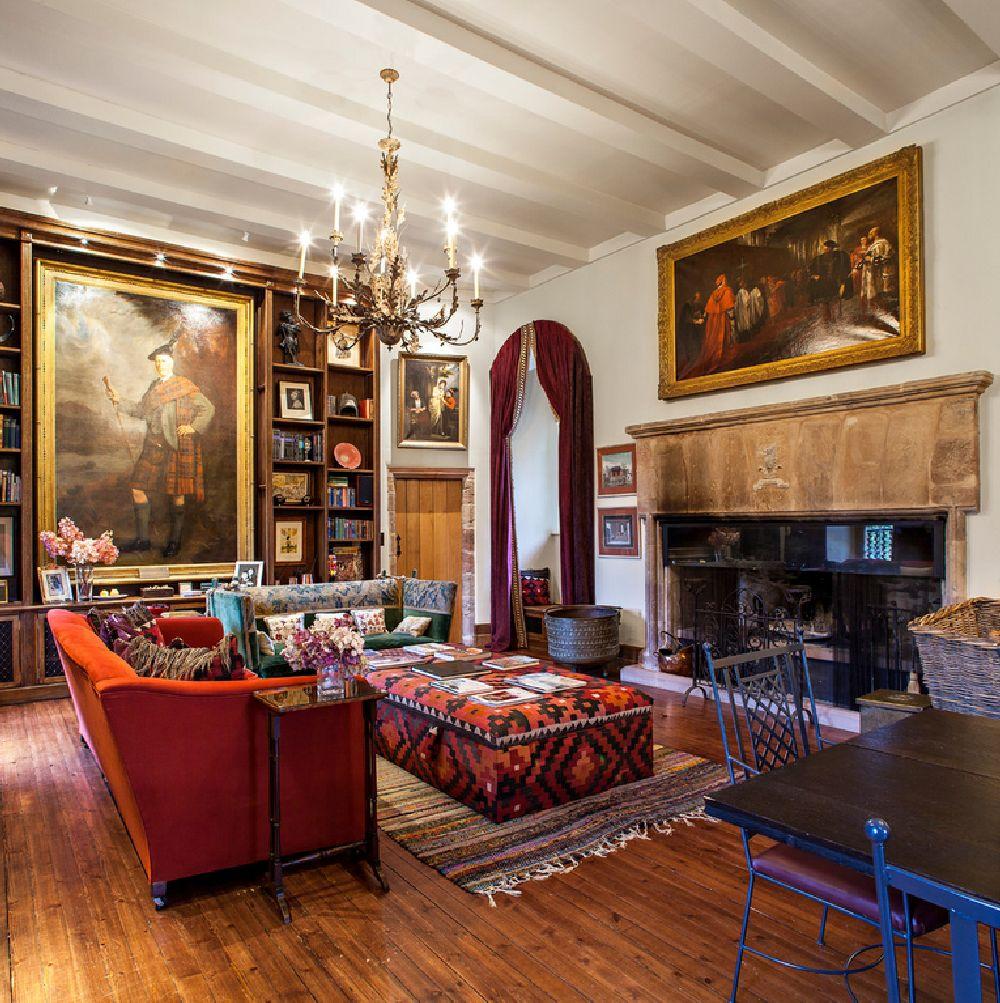 adelaparvu.com despre Dalcross Castle, Scotia, arhitectura si design Maxwell and Company, Foto Peter Lander (12)