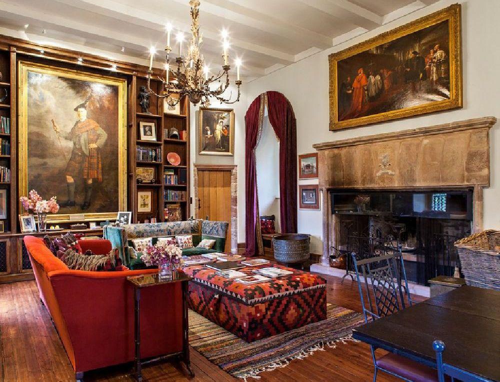 adelaparvu.com despre Dalcross Castle, Scotia, arhitectura si design Maxwell and Company, Foto Peter Lander (122)