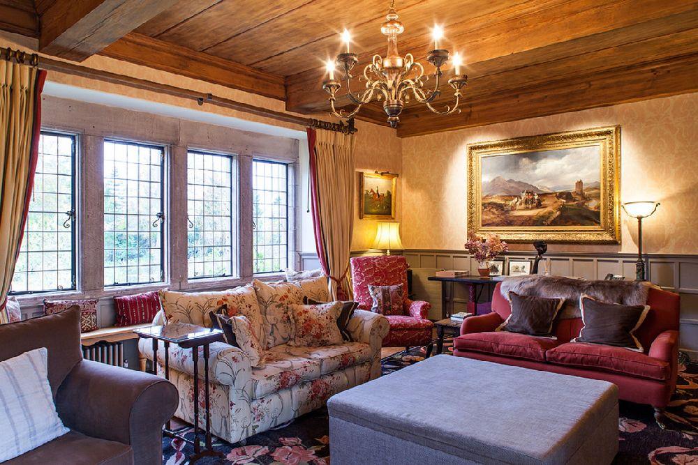 adelaparvu.com despre Dalcross Castle, Scotia, arhitectura si design Maxwell and Company, Foto Peter Lander (14)