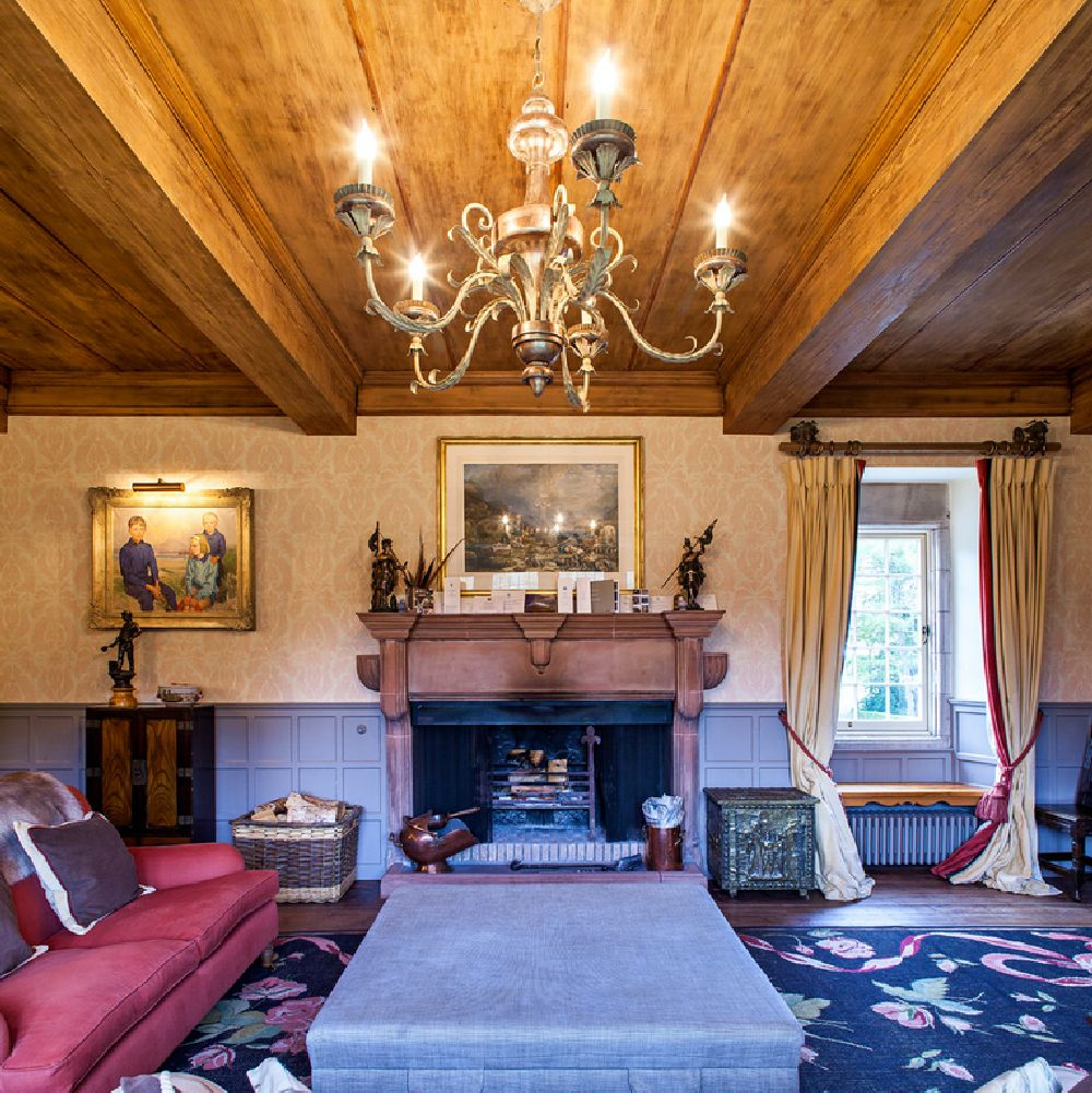 adelaparvu.com despre Dalcross Castle, Scotia, arhitectura si design Maxwell and Company, Foto Peter Lander (15)