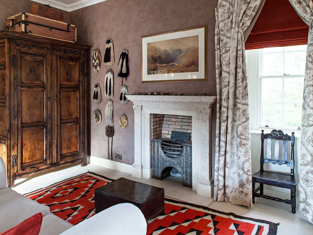 adelaparvu.com despre Dalcross Castle, Scotia, arhitectura si design Maxwell and Company, Foto Peter Lander (18)
