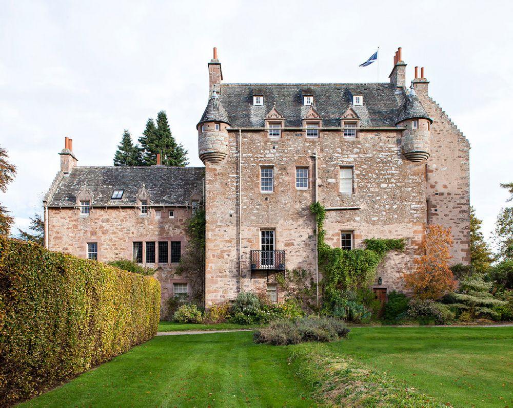 adelaparvu.com despre Dalcross Castle, Scotia, arhitectura si design Maxwell and Company, Foto Peter Lander (6)