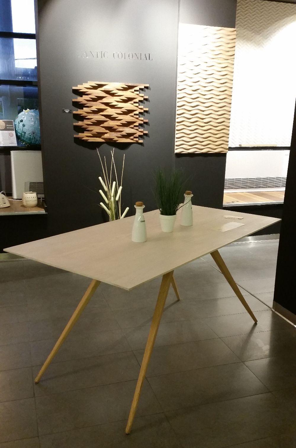 adelaparvu.com despre Delta Design Expo 2015, Masa Grasshoper, design Alexandru Dabuleanu