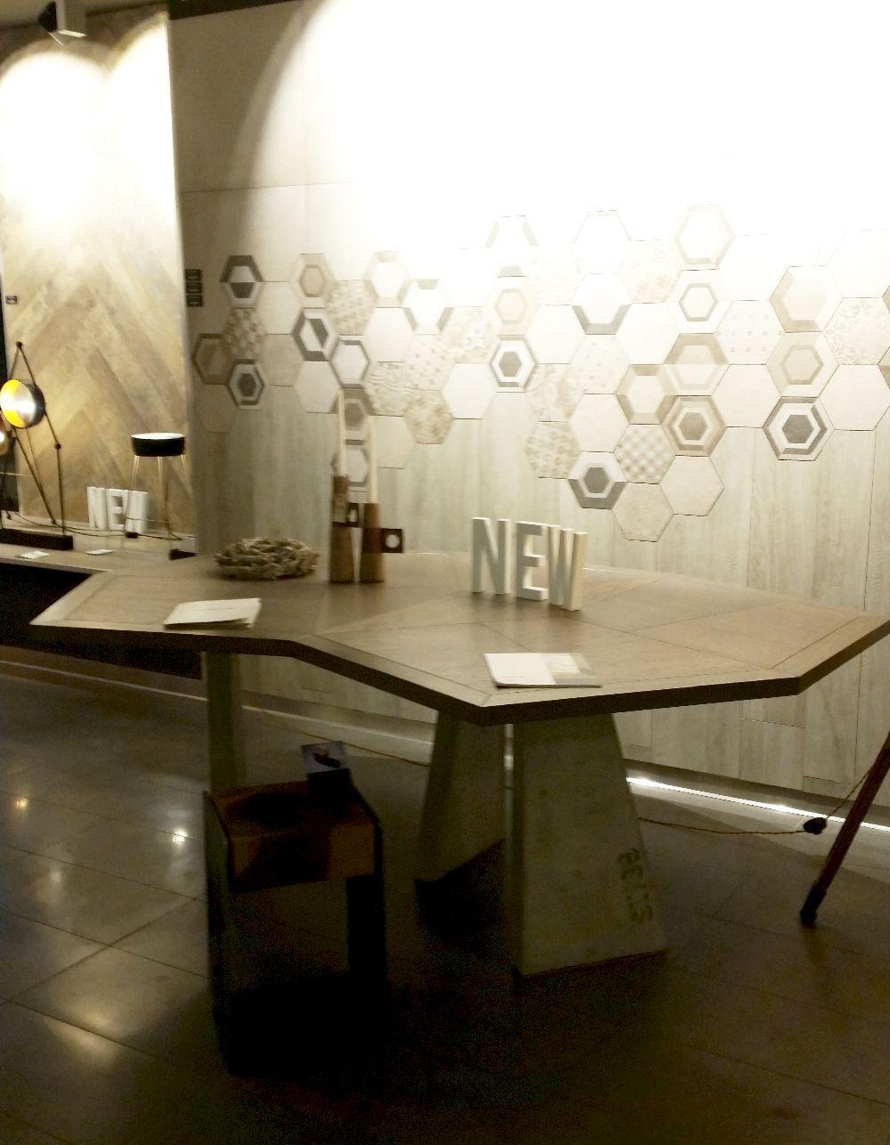 adelaparvu.com despre Delta Design Expo 2015, Masa Interiology, Interiology DesignStudio