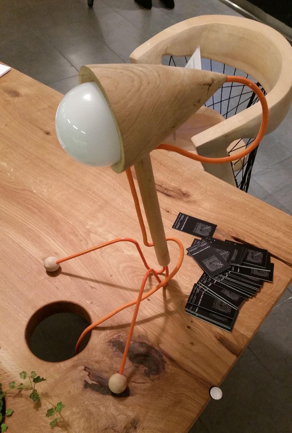 adelaparvu.com despre Delta Design Expo 2015, lampa Izzi Design, designer Constantin Alupoaei