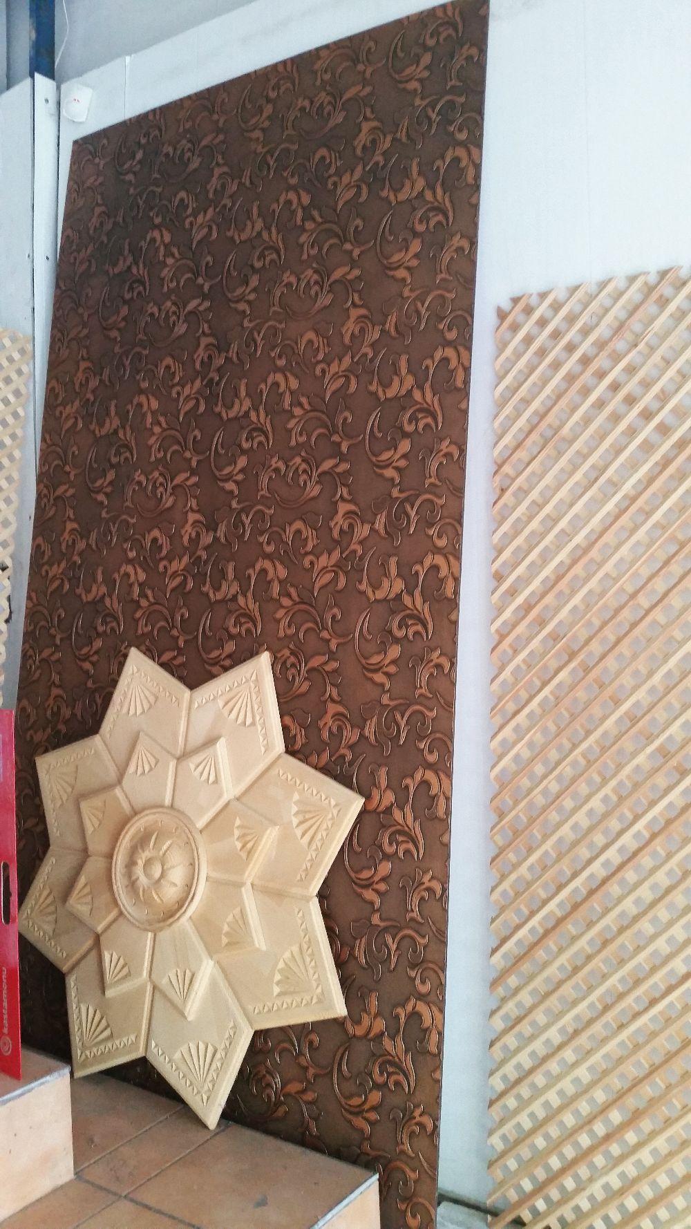 adelaparvu.com despre accesori din lemn si MDF, trafoare, paravane, stalpi, coloane Gold Concept Store (35)