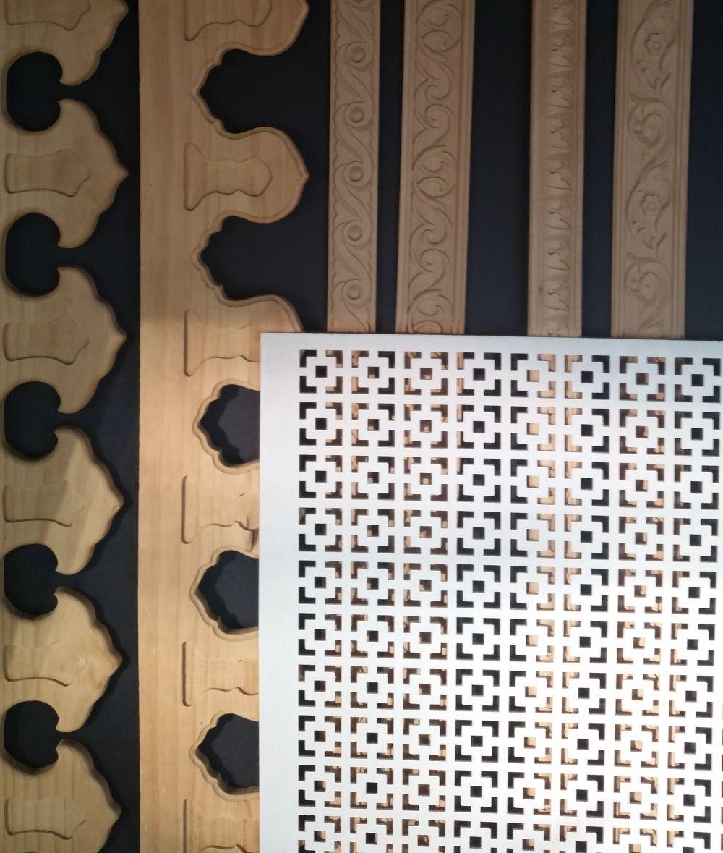 adelaparvu.com despre accesori din lemn si MDF, trafoare, paravane, stalpi, coloane Gold Concept Store (40)