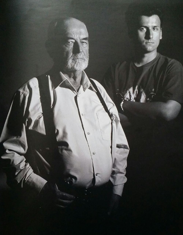 adelaparvu.com despre amenajare gradina Romania, in foto Virgil Isacescu si Dragos Isacescu, Foto Vasile Camara Vista