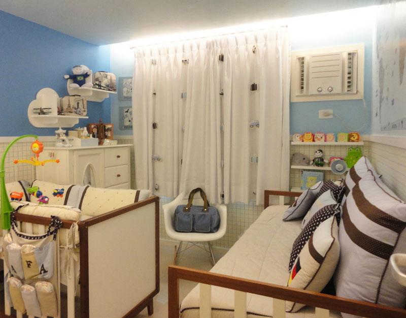 adelaparvu.com despre amenajarea camerei bebelusului, Foto Casa Abril (2)