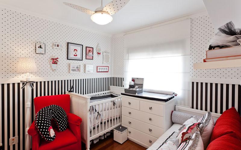 adelaparvu.com despre amenajarea camerei bebelusului, Foto Casa Abril (6)