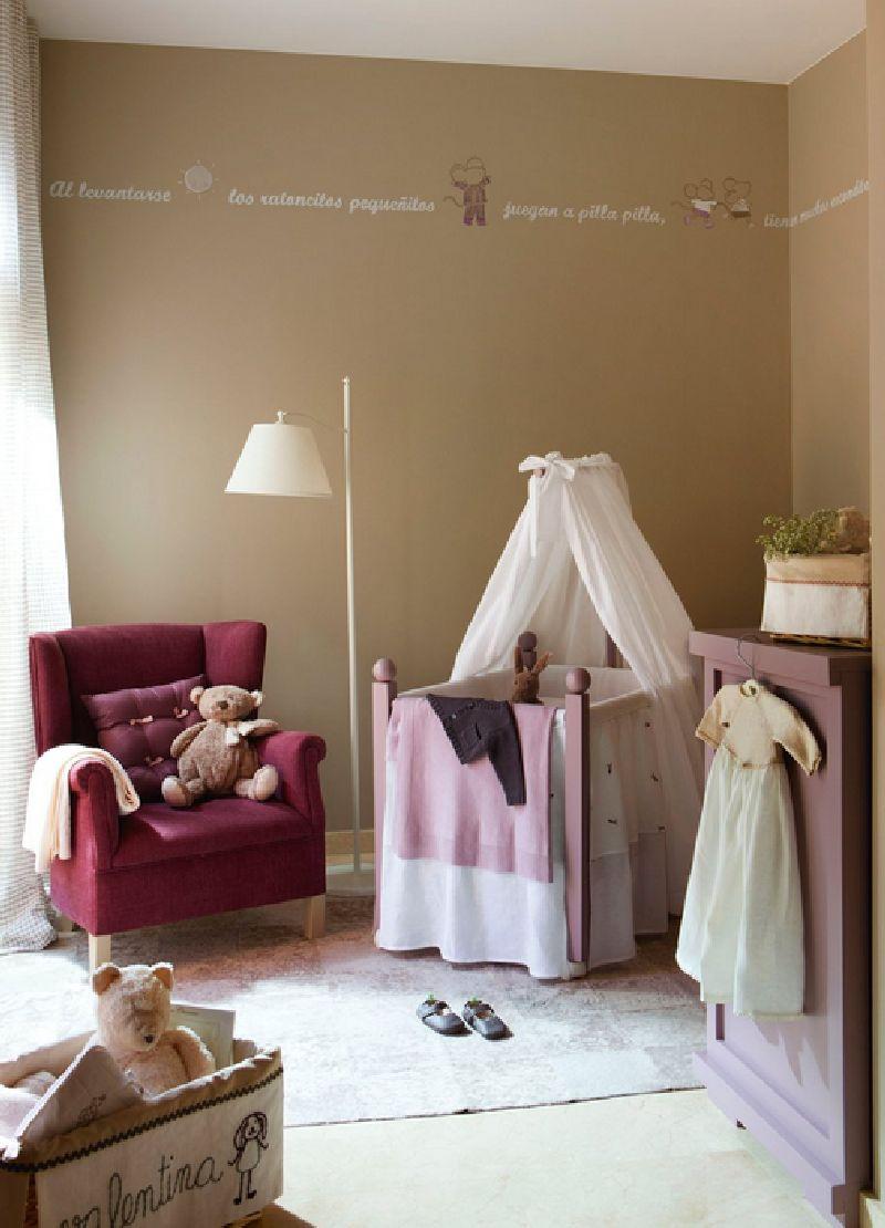 adelaparvu.com despre amenajarea camerei bebelusului Foto ElMueble (11)