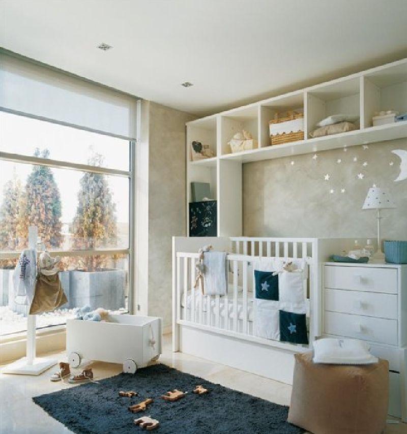 adelaparvu.com despre amenajarea camerei bebelusului Foto ElMueble (12)
