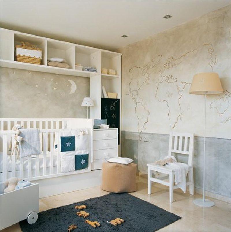 adelaparvu.com despre amenajarea camerei bebelusului Foto ElMueble (13)