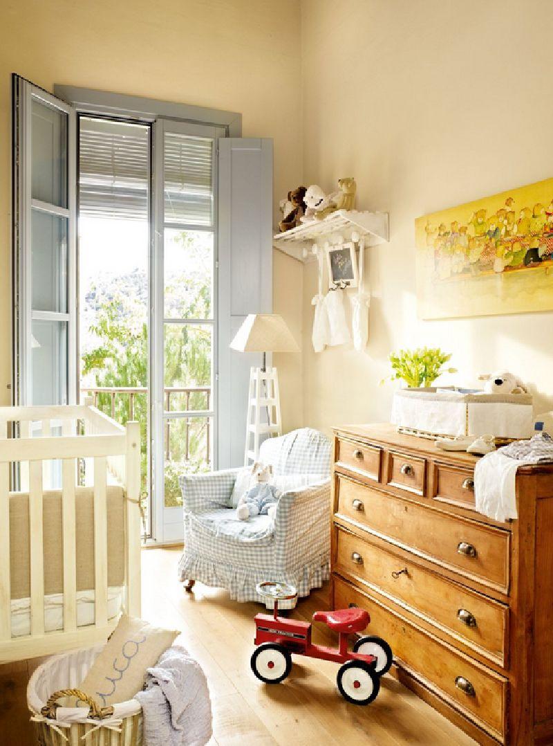 adelaparvu.com despre amenajarea camerei bebelusului Foto ElMueble (15)