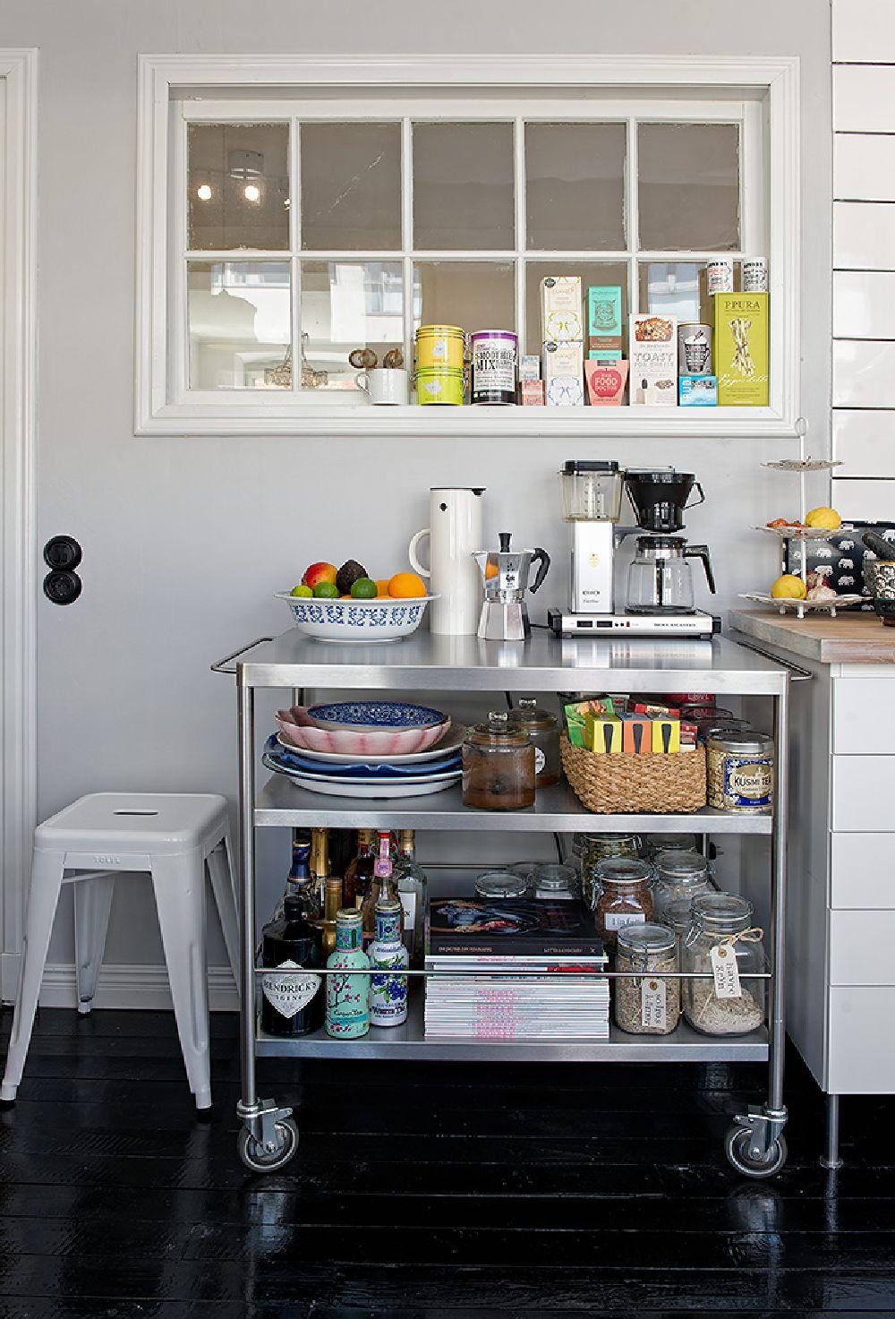 adelaparvu.com despre apartament 2 camere 51 mp Suedia, Foto Alvhem (1)