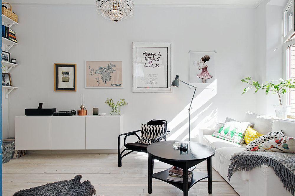 adelaparvu.com despre apartament 2 camere 51 mp Suedia, Foto Alvhem (15)