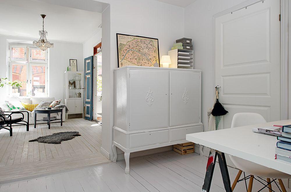 adelaparvu.com despre apartament 2 camere 51 mp Suedia, Foto Alvhem (16)