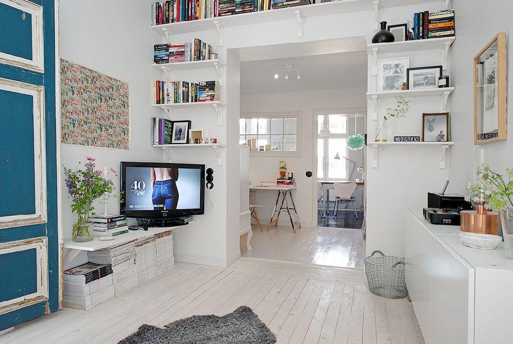 adelaparvu.com despre apartament 2 camere 51 mp Suedia, Foto Alvhem (23)