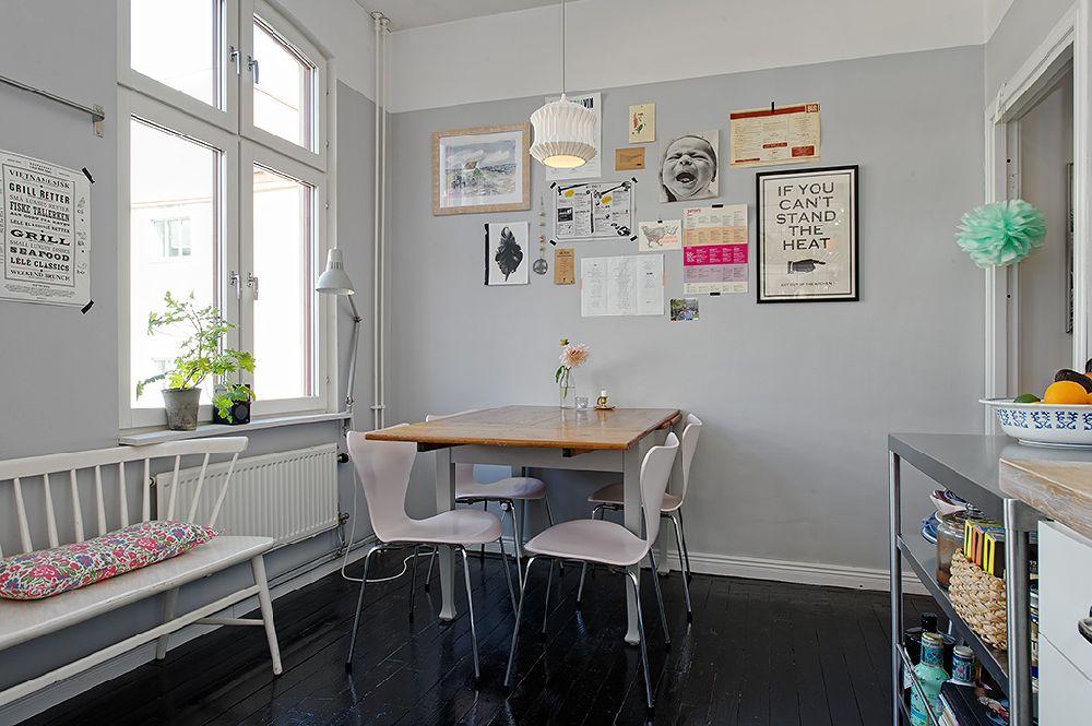adelaparvu.com despre apartament 2 camere 51 mp Suedia, Foto Alvhem (3)